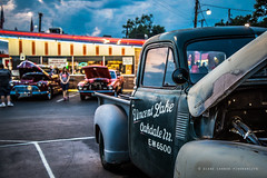 cab-21 (DiPics) Tags: car culture chuck burger cruise joint return vintage chrome americana wheels summer st louis overland chapels rock road roll metal neon
