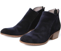 "Hudson Apisi Velvet boot navy • <a style=""font-size:0.8em;"" href=""http://www.flickr.com/photos/65413117@N03/28819930426/"" target=""_blank"">View on Flickr</a>"