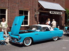 160521_06_VCI_Thunderbird (AgentADQ) Tags: saturday cruisein the villages florida spanish springs car show auto automobile hot rod ford thunderbird
