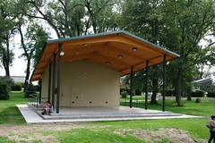 """RYNO"" Bandshell, Miles City (dave_mcmt) Tags: milescity miles city montana mt historicdowntown downtown riversidepark downtownpark ryno theryno ryanjwatts ryanwatts bandshell bandstand milestowncommunityimprovementincorporated milestowncommunityimprovementinc"