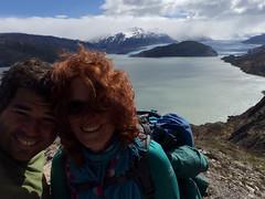 """Torres del Paine: trek du W. Jour 5: le Lago et le Glaciar Grey. Quel vent ! ;) <a style=""""margin-left:10px; font-size:0.8em;"""" href=""""http://www.flickr.com/photos/127723101@N04/29635870164/"""" target=""""_blank"""">@flickr</a>"""