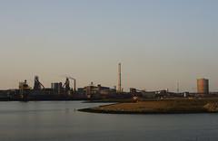 Tata Steel, IJmuiden/Velsen (Sean Anderson Classic Photography) Tags: sony a700 meyer optik lydith 30mm f35 tatasteel sonya700 meyeroptiklydith 30mmf35