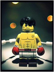 ROCKY (LegoKlyph) Tags: lego custom rocky boxing movie firstfight 80s fight creed sylvester