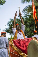 9/19. Dhol Tasha - Ganeshotsav - Pune - 2016 (Anant N S) Tags: maharashtra pune india indianfestival ganpati ganeshotsav ganesh ganeshvisarjan 2016 festival dhol tasha streetphotography streetportraiture portrait