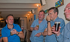 More Beer (2nd Night - Kalderkold Craft Beer Bar) Panasonic Lumix DMC-LX100 Compact (1 of 1) (markdbaynham) Tags: group people barcelona panasonic dmclx100 lx100 compact 2475mm f1728