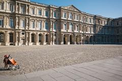 (victortsu) Tags: architecture cosimo france louvre louvremuseum museum muse musedulouvre paris ricoh ricohgr victortsu courcarre cour palais palace muse stroller
