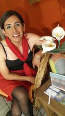 Passion in Red... (jenylopez18) Tags: crossdresser crossdressing crossdresing tacones taconesrojos black transgender tgirl tg travesti tight top entallado vestidocorto boobs body mujer mujersensual mujersexy miniskirt woman womanshape