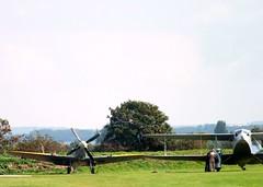 Duxford - Imperial War Museum (Waterford_Man) Tags: museum aircraft planes duxford runway raf imperialwarmuseum