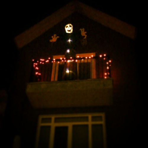 Scary #yxy neighbours #Halloween