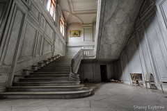 Foret-84 (StussyExplores) Tags: castle stairs religious hall christ belgium ultimate euro decay police grand chapel location explore forgotten ballroom dreams dining behind marble chateau left exploration foret hallways count bedrooms urbex rurex