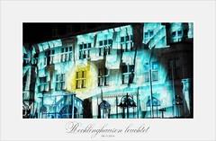 Recklinghausen leuchtet 2014 (hellwi) Tags: city nrw farbig bunt lichter fassaden recklinghausen projektion leuchtet hellwi freizeitknipser