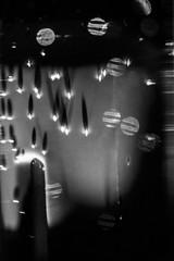 2014: 317/365 (runningman1958) Tags: blackandwhite bw abstract water nikon underwater bokeh bubbles eerie planets 365 outerspace 365dayproject d3100 nikond3100 d3100nikon kurigcoffeewatertank