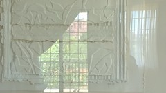 Bedroom Reflections (Sedona Clearing House) Tags: arizona reflection glass curtain sedona reflect redrocks