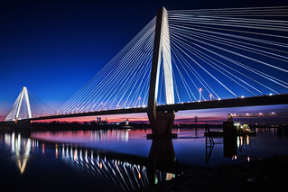 Stan Musial Bridge at St Louis