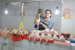 IMG_4231 (FAO ECTAD Indonesia) Tags: market visit jakarta 2014 lbm mentoring melawai