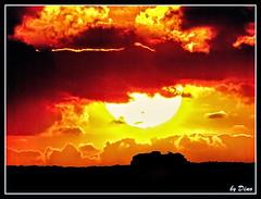 42-fin de journe (gio.dino3) Tags: tramonto nuvole dino gio sole nuages rosso fuoco coucherdesoleil leverdesoleil rossofuoco giodino3 gio3