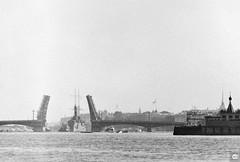 "I-  """" (mixsenkin) Tags: new film russia navy 150 aurora 200 1900 era zenit saintpetersburg agfa cruiser warship 1917 ussr admiralty protected 1903 spb 1896  upiter                     predreadnoughts      i"
