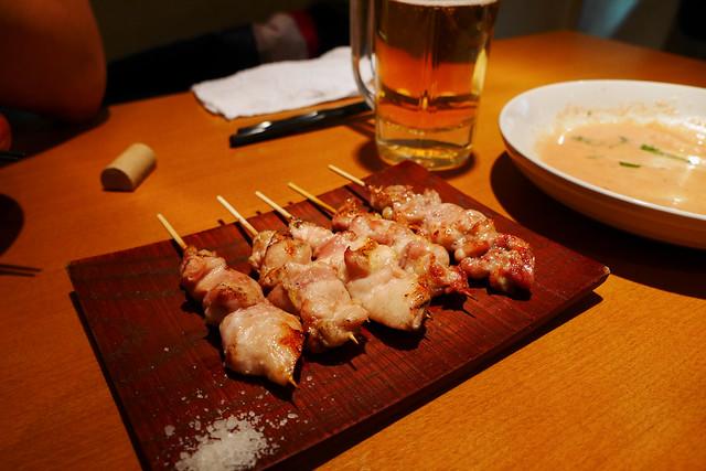 青森 弘前–吃串燒,喝到掛–鶏酒場顔晴る(GANBARU)