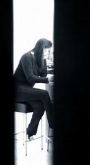 Nokia Lumia 1020 - Lisa in the Kitchen (TempusVolat) Tags: blackandwhite bw white black monochrome mono blackwhite mr lisa curvy wife brunette gareth tempus shapely farge blackandwhitephotograph morodo volat mrmorodo garethwonfor lisafarge tempusvolat lisawonfor