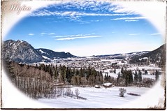Allgu (gerdpio) Tags: schnee winter bayern alpen winterwonderland allgu
