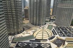 View from Hotel Room 3 (pjpink) Tags: fall architecture october towers malaysia twintowers kualalumpur kl petronastowers mandarinoriental 2014 pjpink
