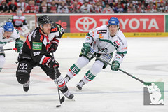 "DEL15 Kölner Haie vs. Augsburg Panthers 10.12.2014 012.jpg • <a style=""font-size:0.8em;"" href=""http://www.flickr.com/photos/64442770@N03/15843416347/"" target=""_blank"">View on Flickr</a>"