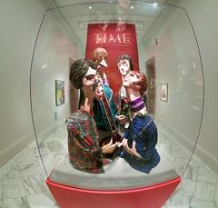 Washington - National Portrait Gallery - The Beatles - 8-11-2014 - 18h37 (Panoramas) Tags: portrait panorama usa john paul george dc washington gallery harrison time gerald national cover 1967 beatles lennon modelage ringo npg mccartney scarfe ptassembler starr the modelages multiblend