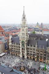 Rathaus (Luis Kr) Tags: canon germany munich mnchen deutschland europa europe alemania rathaus ayuntamiento t2i luiskr lcsuarezt