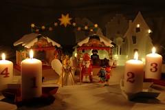Merry Christmas! (dididumm) Tags: xmas angel candles advent christmasmarket weihnachtsmarkt weihnachtsmann santaclaus engel merrychristmas nikolaus kerzen playmobil feliznavidad buonnatale christkindlmarket christkindlmarkt froheweihnachten joyeuxnoël 5587 vedes exklusiv2014