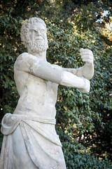 An intense dude (ponz) Tags: california sculpture art statue garden huntingtonlibrary pasadena lrexportviajf