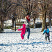 Bruxelles - Parc Georges-Henri décembre 2014