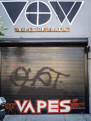 Even John Steinbeck couldnt resist the Vapes of Wrath. (neilw12) Tags: losangeles melrose share