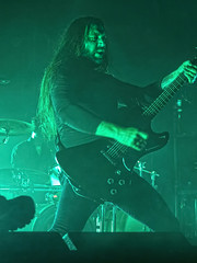In Flames (Stephen J Pollard (Loud Music Lover of Nature)) Tags: livemusic concertphotography guitarist guitarrista inflames niclasengelin