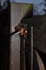 Bolt (hcorper) Tags: fence gate bolt grind staket flickrbingo3 flickrbingo3n34