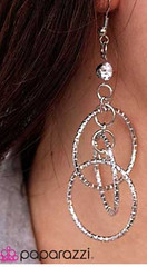 5th Avenu Silver Earrings K1 P5210-4