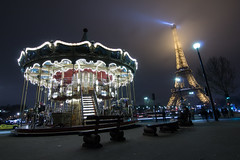 Too slow (Morgan Petit) Tags: paris france night tokina toureiffel nuit poselongue tokina1116f28atxprodxii