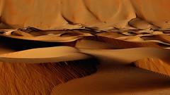 Empty Quarter (flowerikka) Tags: sand desert dunes uae camels liwaoasis emptyquarter rubalkali apricotandcinnamoncolors