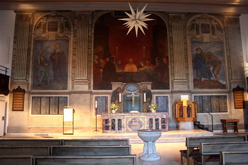 "St. Johannis Kirche Soltau 2015 • <a style=""font-size:0.8em;"" href=""http://www.flickr.com/photos/69570948@N04/16117147727/"" target=""_blank"">Auf Flickr ansehen</a>"