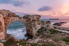Kzkalesi (Nejdet Duzen) Tags: trip travel sunset castle turkey ancient trkiye historical mersin tuin kale antik gnbatm turkei seyahat kzkalesi corycus harave