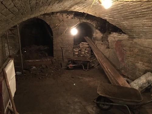Subridge Wells - Bradford's tunnels