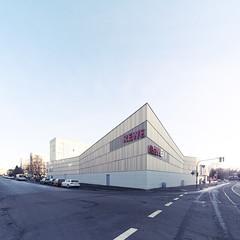 (maxelmann) Tags: architecture germany leipzig le sachsen architektur stern quadrat quadratisch rewe lösnig maxelmann leipzigerstadtansichten leipzigimquadrat