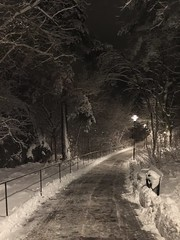 Snowed last night (Mister.Marken) Tags: snow sweden earlymorning larsboda