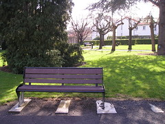 Nouveau Seat (Glasdon UK) Tags: metal bench cosmopolitan outdoor seat streetfurniture nouveau seating parkbench benches external glasdon parkseating glasdonuk