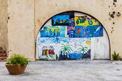 IWR-Curacao-090316 (35) (Indavar) Tags: street bridge people streetart art fishing market wallart curacao tugboat oldlady caribbean tug curaao curazao caribe