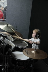 Abby-drumles-511 (leoval283) Tags: percussion abby nora lessons rockschool drummen fruitweg
