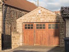 GARAGE, S YORKSHIRE_DSC_8696_LR_2.0 (Roger Perriss) Tags: stone doors stonework garage cottage d750 aston