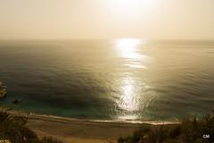 De l'est (.carleS) Tags: sea sun sol canon eos mar mediterranean alba pins amanecer pinos nou cala mediterrneo poble mediterrani moraig 60d benitatxell caeduiker