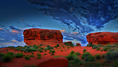 Painted Bluffs (NeilPas) Tags: sky utah desert redrocks bluffs stgeorge