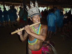 Embera Indian, Panama (Jake Laun) Tags: indians panama embera