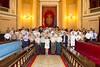 Visita al Senado de los participantes en CESEDEN 18
